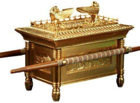 Arca dell'Alleanza, Yahweh, Mosè e la conquista della terra promessa