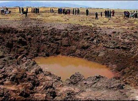 Carancas, Perù: un meteorite causa epidemia