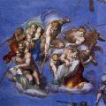 Michelangelo giudizio universale