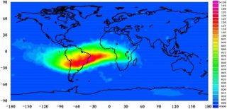 Miliardari - Anomalia Sud Atlantico