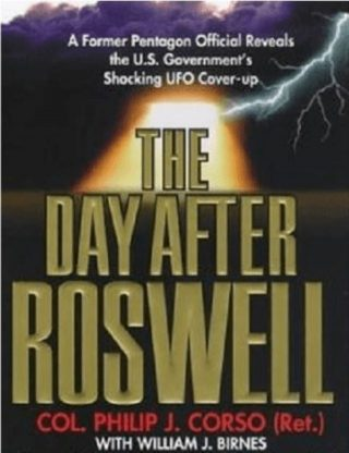The day after Roswell - libro