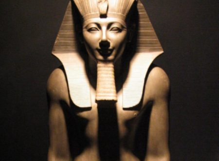 UFO sopra l'antico Egitto del faraone Thutmose III?