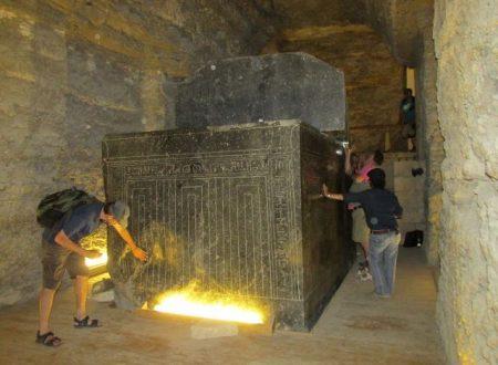 Le meraviglie di Saqqara in Egitto