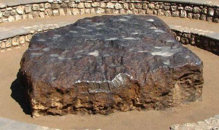 Hoba il meteorite più grande del mondo
