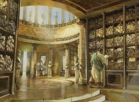 La Grande Biblioteca di Alessandria: chi l'ha distrutta?