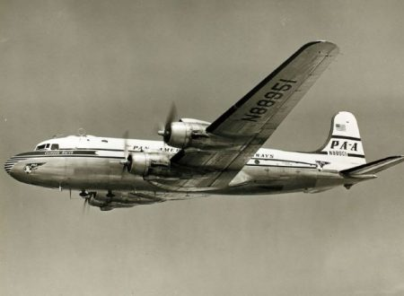 La strana storia del volo Pan Am 914