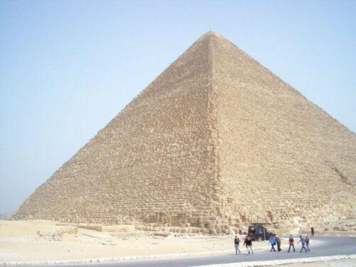 Gli incredibili numeri della Piramide di Cheope sono casuali?