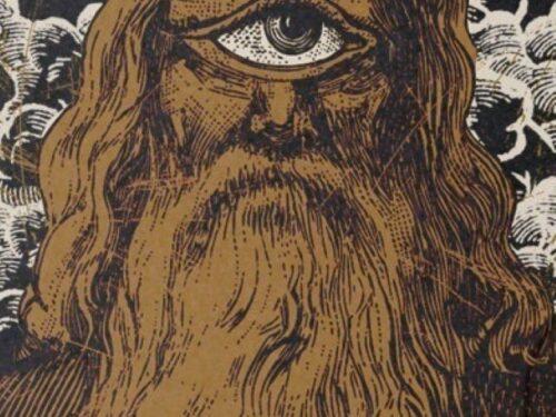 Arimaspi mitico popolo con un solo occhio