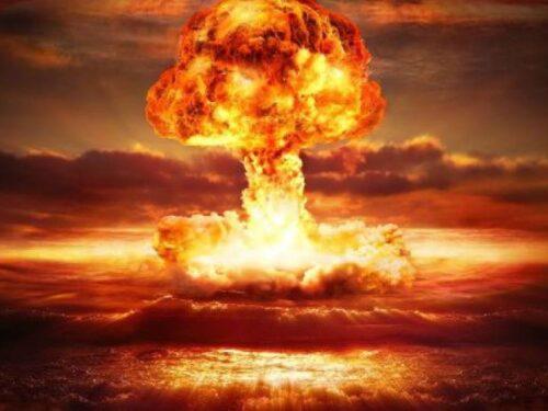 Antiche esplosioni nucleari su Marte e sulla Terra?