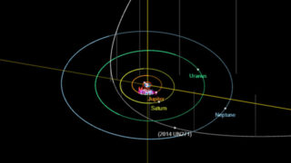 Grande cometa 2014 UN271
