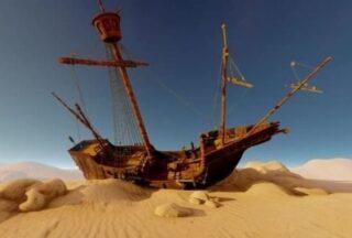 Relitto galeone spagnolo